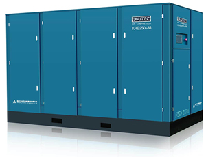 KAITEC KHE High Pressure Screw Air Compressor