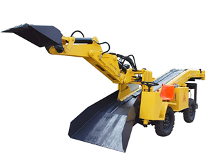 KBT60 Tire Mucking Loader