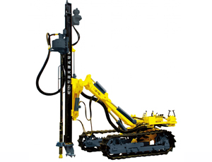 All Pneumatic Surface DTH Drill Rig