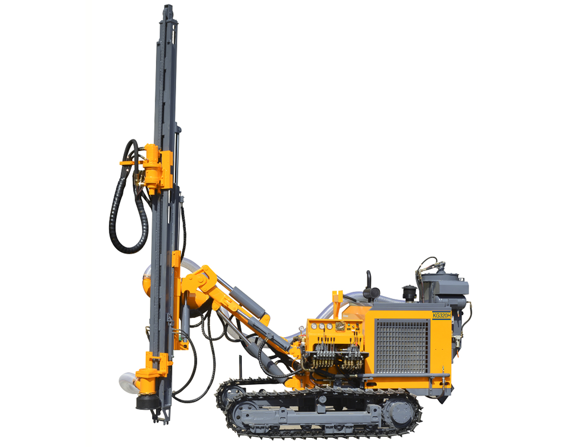 KG320 Surface DTH Drilling Rig