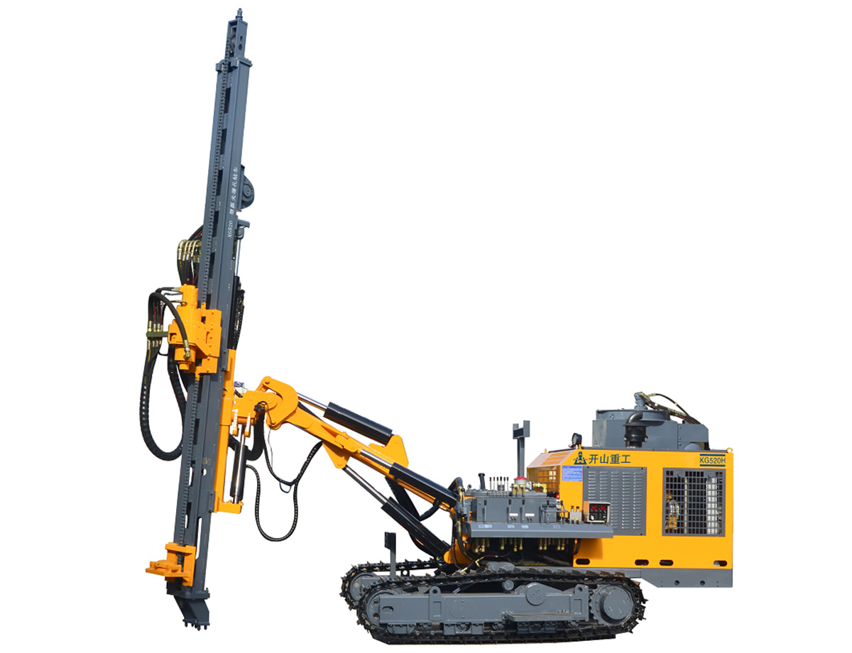 KG520 Surface DTH Drilling Rig