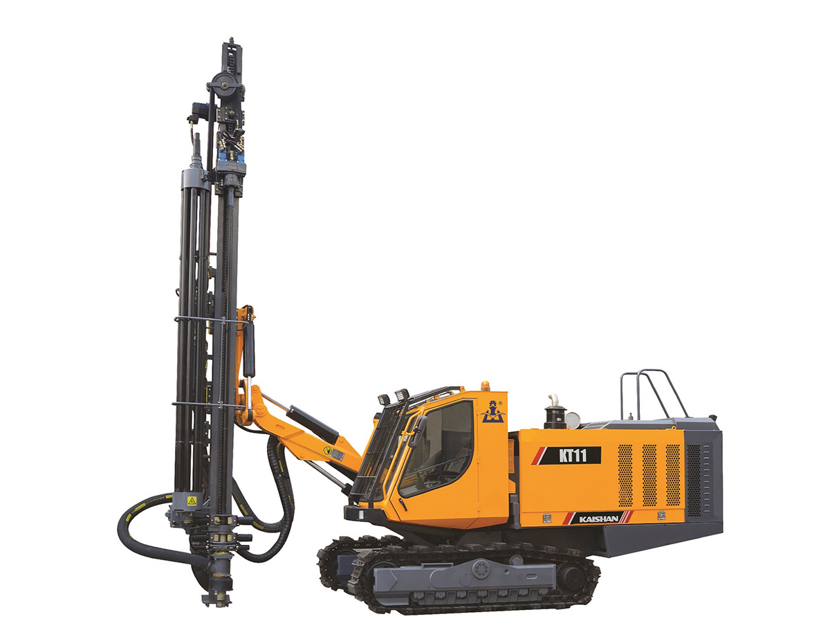 KAISHAN KT11 integrated drilling rig