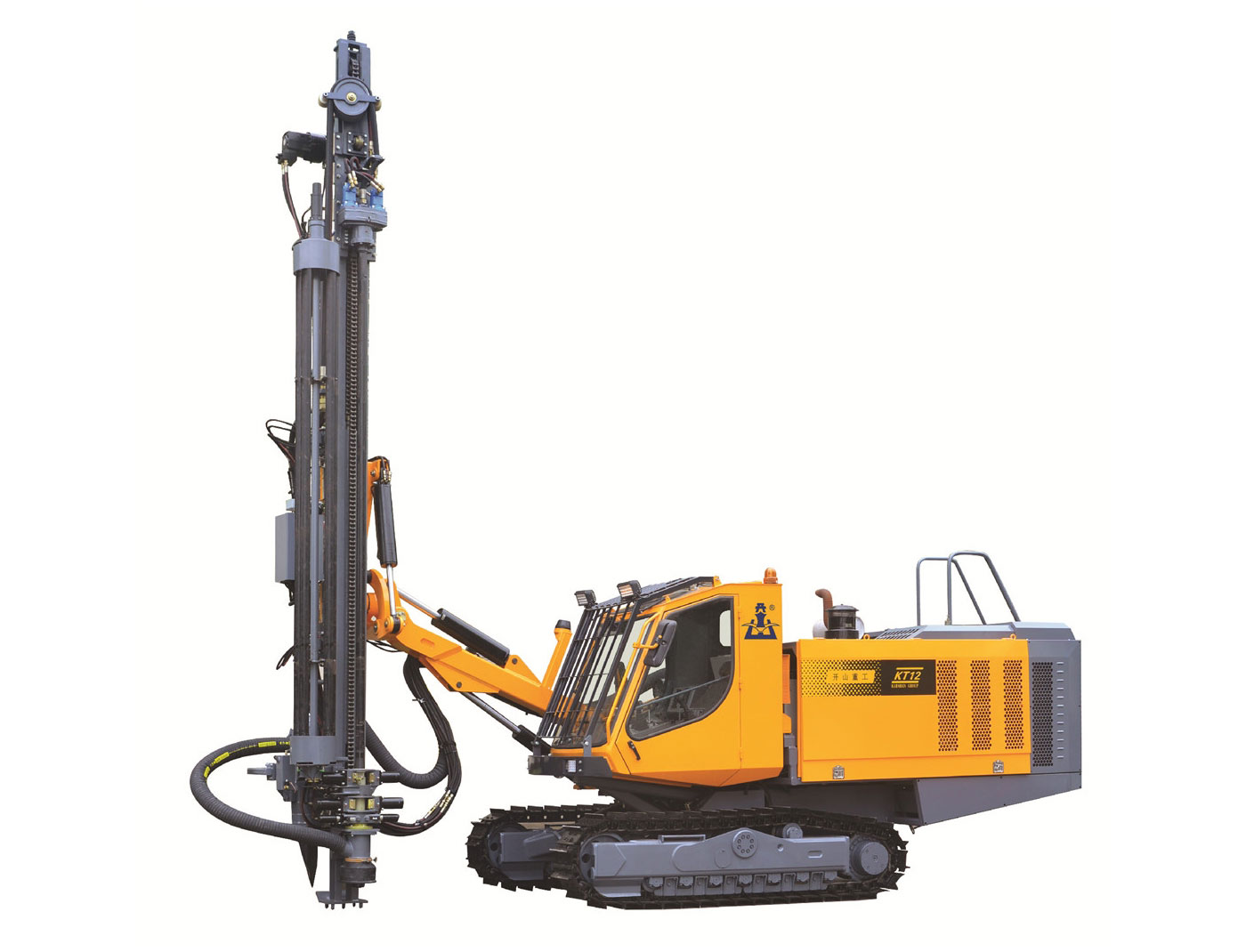 KAISHAN KT12 integrated drilling rig