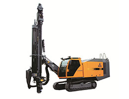 KT20 Integrated Surface DTH Drilling Rig