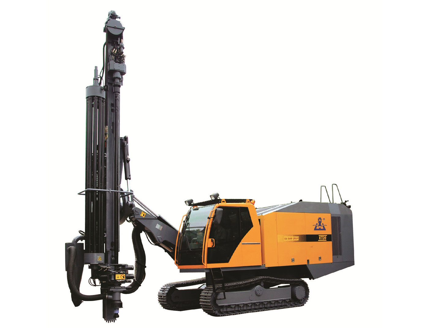 KAISHAN KT20 integrated drilling rig