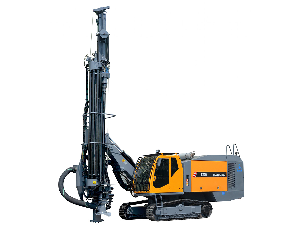 KAISHAN KT25 integrated drilling rig