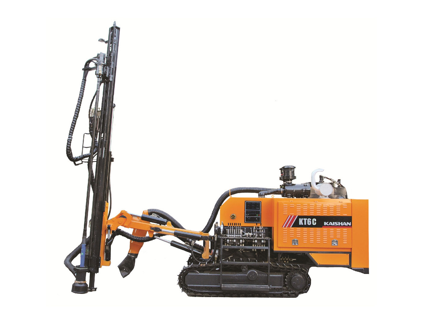 KAISHAN KT6C integrated drilling rig