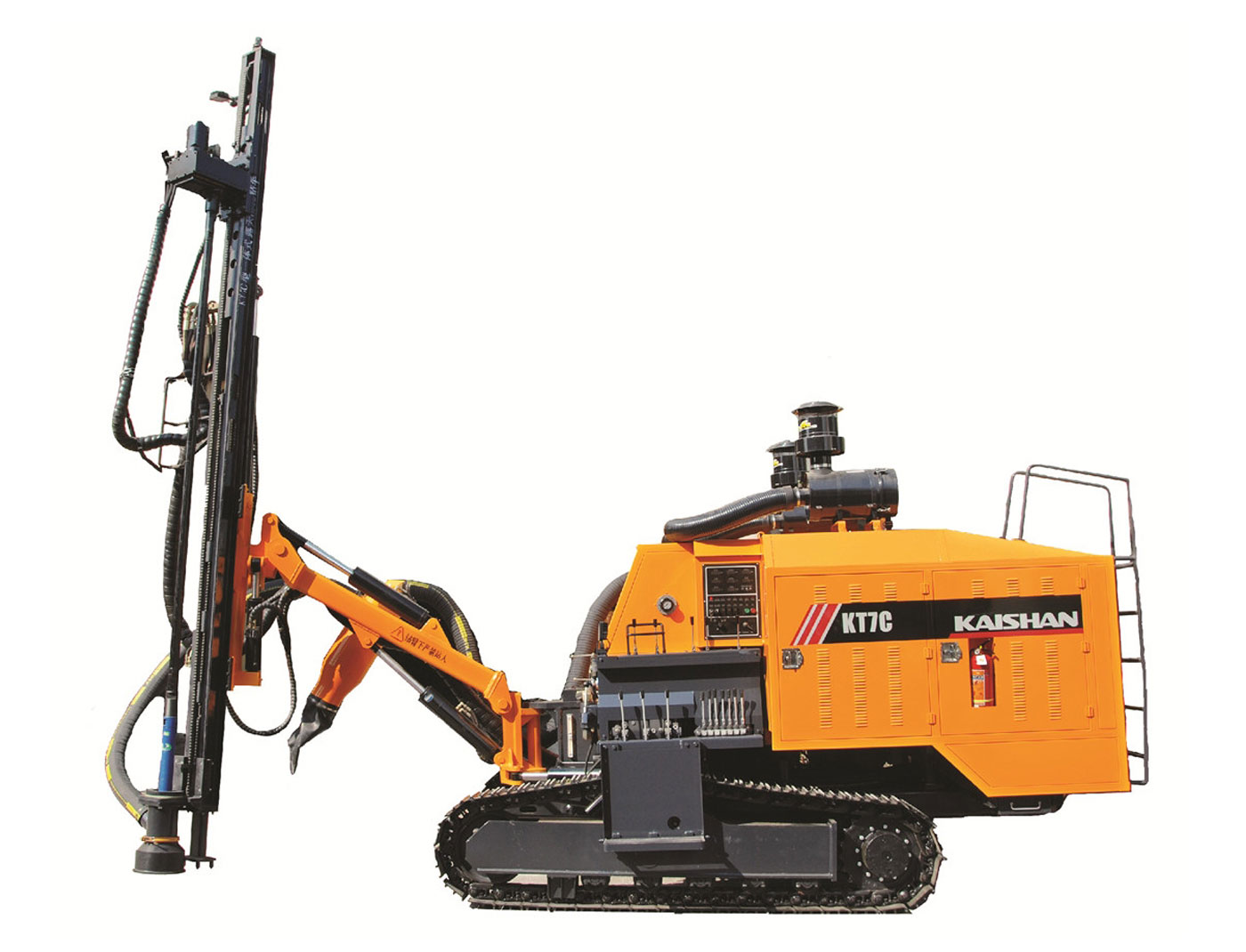 KAISHAN KT7C integrated drilling rig