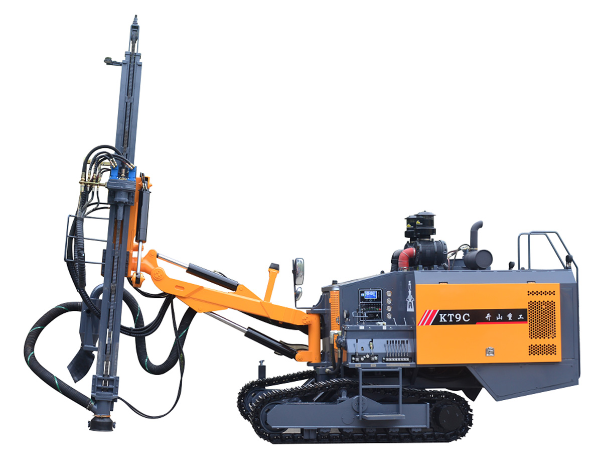 KAISHAN KT9C integrated drilling rig