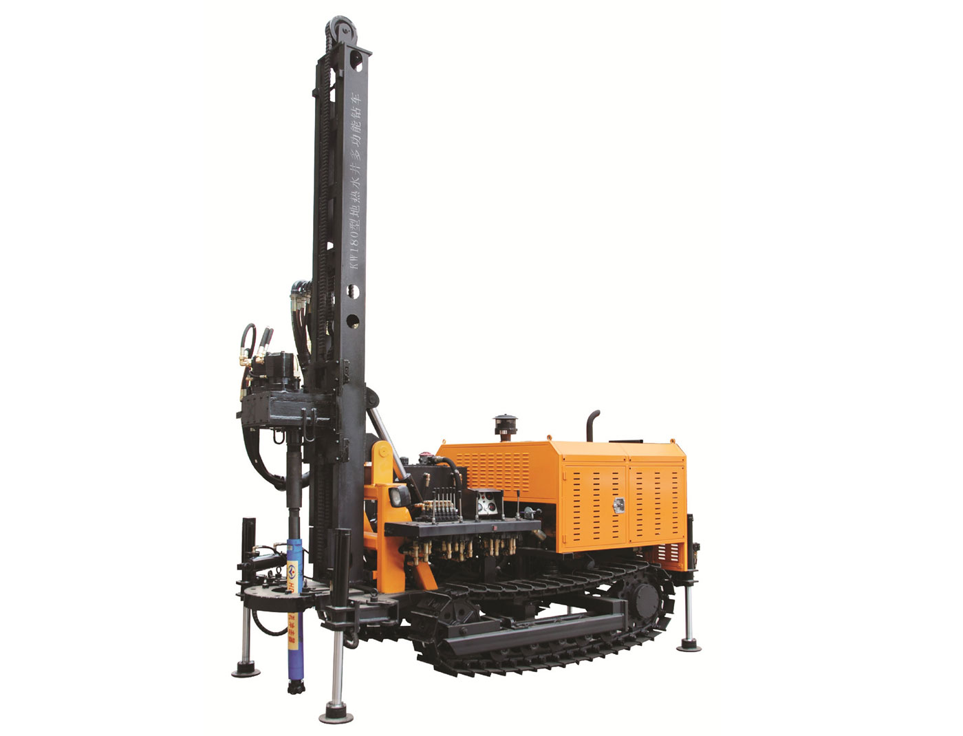 KAISHAN KW180 WATER WELL drilling rig
