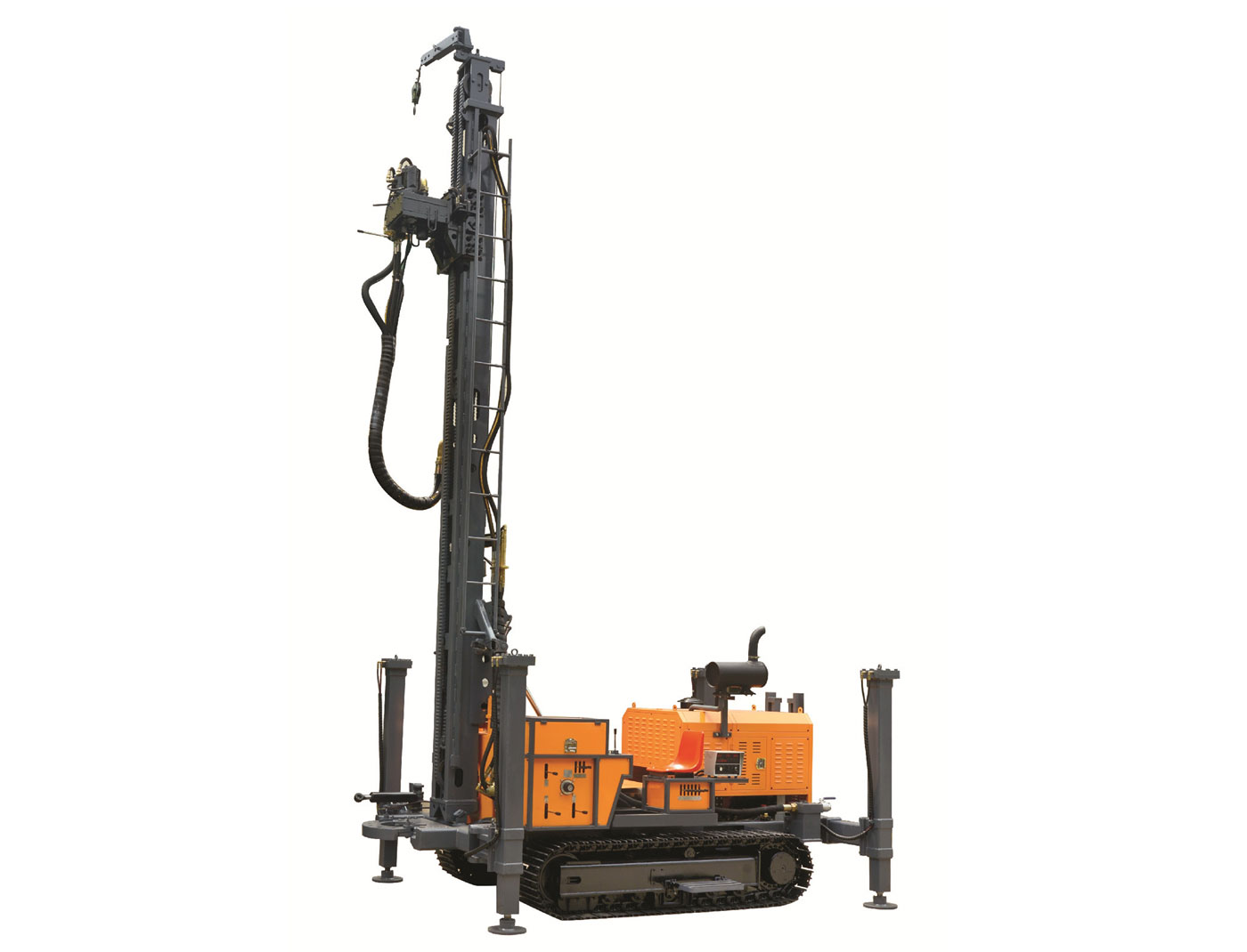 KAISHAN KW400 WATER WELL drilling rig