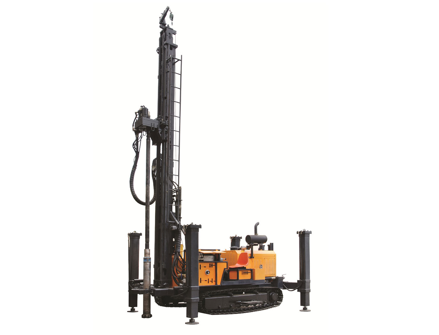 KAISHAN KW600 WATER WELL drilling rig