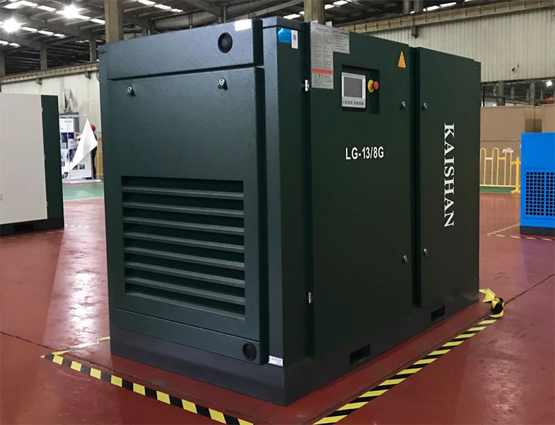 KAISHAN LG oil-lubricated rotary Screw Compressor
