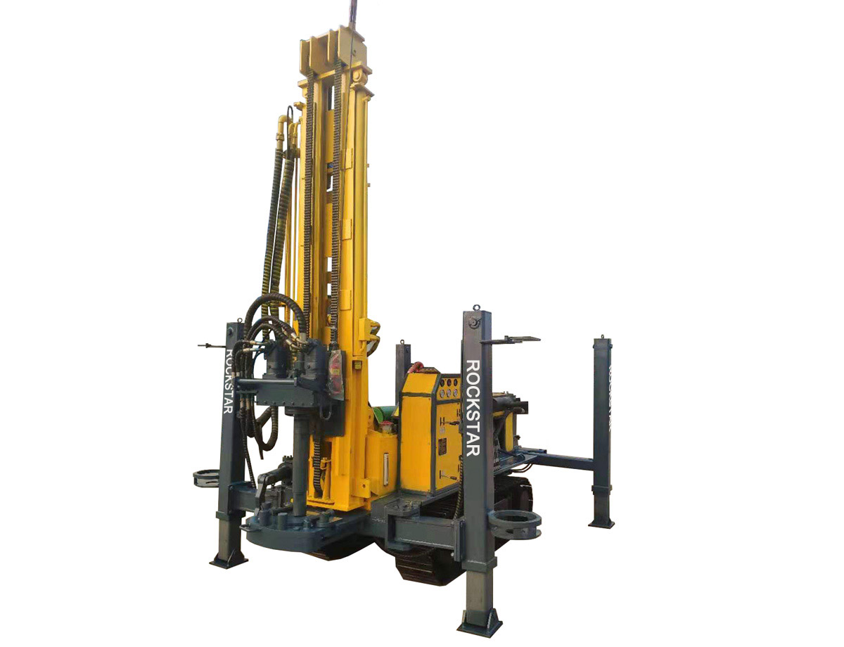 ROCKSTAR RS200 WATER WELL drilling rig
