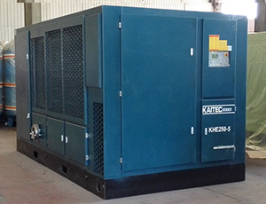 KAITEC KHE Screw Air Compressor