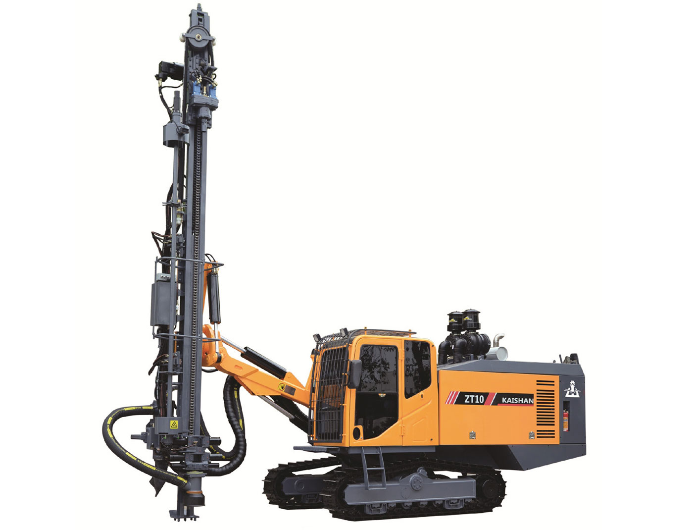 KAISHAN ZT10 integrated drilling rig