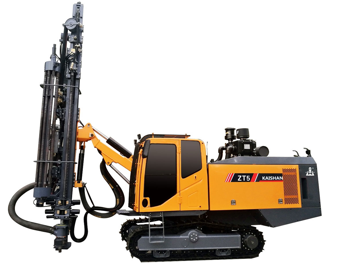 KAISHAN ZT5 integrated drilling rig